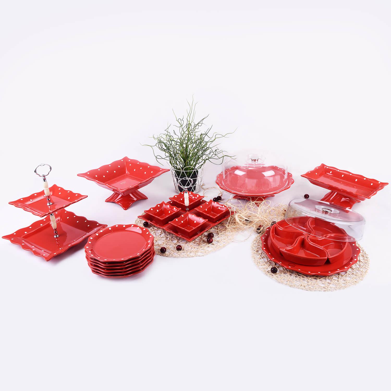 Elif Kırmızı Puant